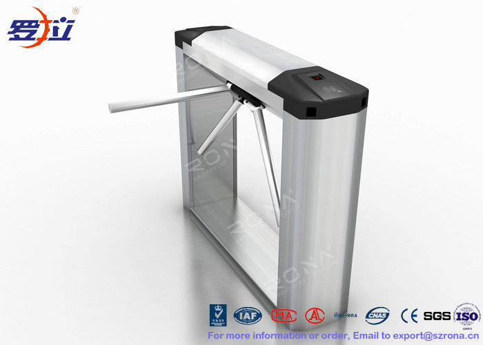 RONA Molded Tripod Turnstile Security Gates , Turnstile Access Control Electronic Entrance