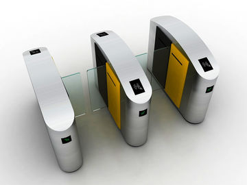 Face Recognition Sliding Pedestrian Turnstile Gate IC / Identifikasi Identitas